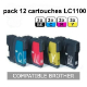 cartouche d'encre PACK-12-LC1100.jpg